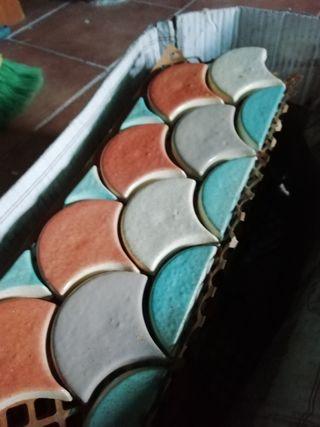 cenefa de ceràmica para revestimento de pared