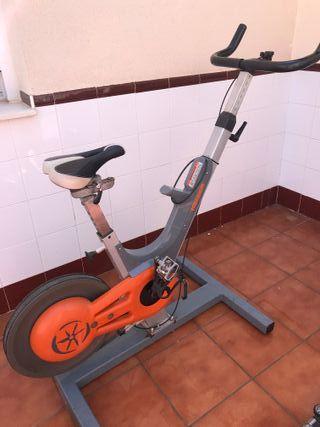 Bici spinning Keiser Millenium