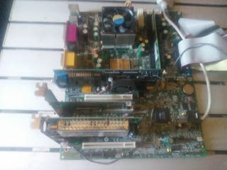 mother board placa base completisima