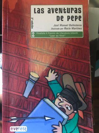 Las Aventuras de Pepe