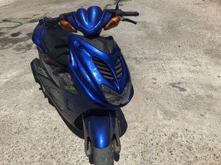 Yamaha aerox 09