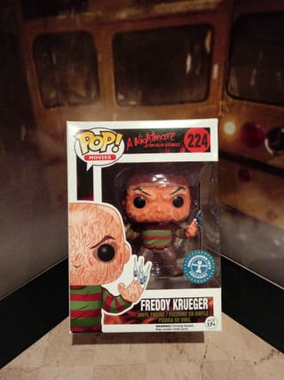Funko Pop Freddy Krueger