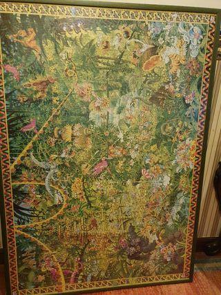 Cuadro puzzle 4000 piezas