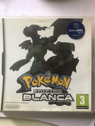 Pokemon Ed Blanca DS