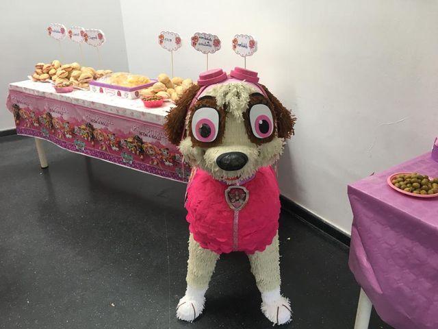 cumpleaños patrulla canina