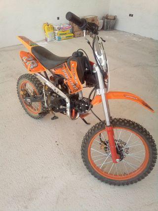 pit bike 125 xl