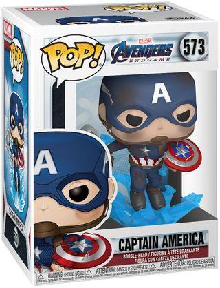 Funko Pop Captain America 573.Avengers Endgame