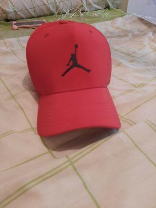 Gorra Jordan sin usar