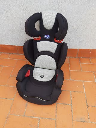Silla bebe coche 15-36 isofix