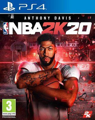 Videojuego NBA2K20 PlayStation 4