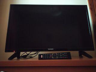 televisión Telefunken 32' con smart tv