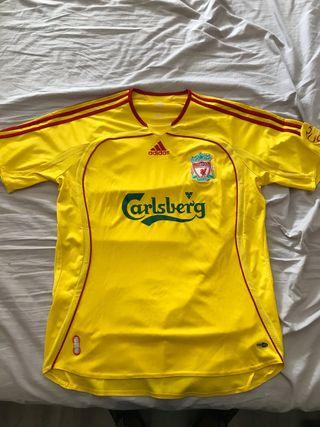 Camiseta Fútbol Liverpool 100% original