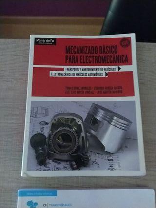Libros 1° Grado medio Mecanica