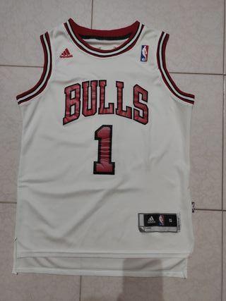 CAMISETA NBA BULLS ROSE