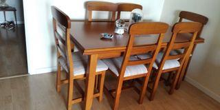 salón comedor completo se puede vende por separado