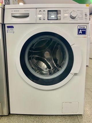 lavadora Bosch 8kg/A+++
