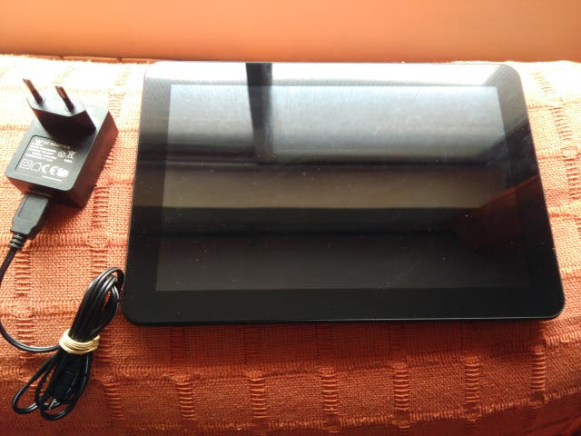 Tablet BQ Edison No enciende