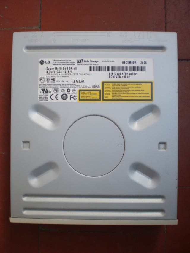 DVD multi RECORDER marca LG