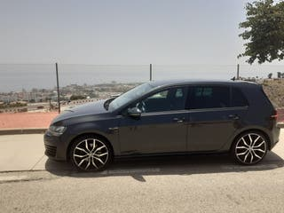 Volkswagen GOLF 7 2014 GTD