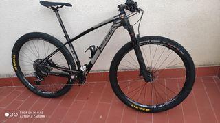 "bicicleta montaña carbono 29"" 12V eagle berria"