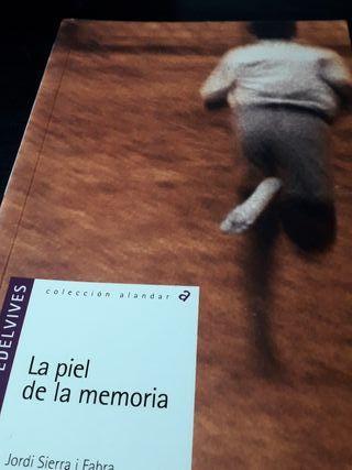 La piel de la memoria.