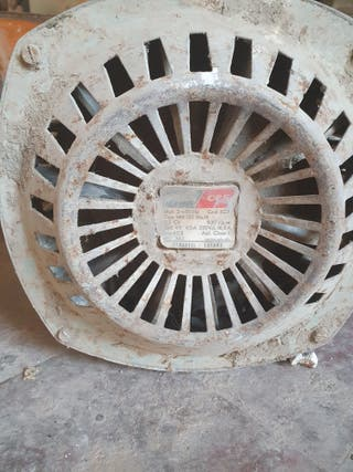 Vendo Motor 5,5 cv trifasico 400V
