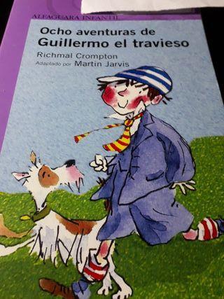 Ocho aventuras de Guillermo el travieso.