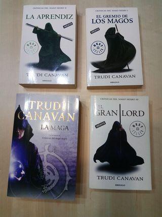 Lote libros Trudi Canavan