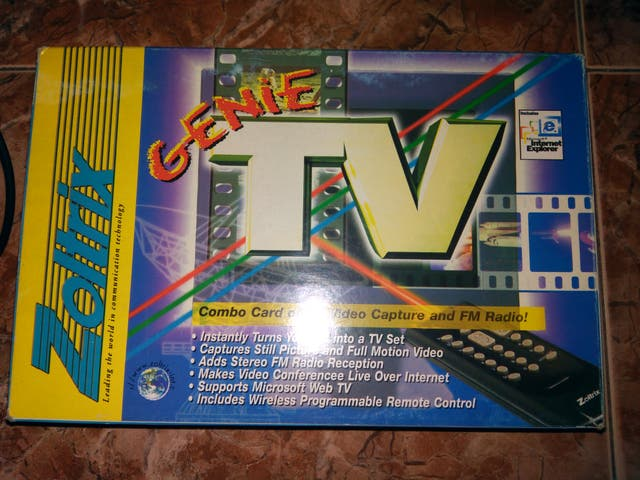 Tarjeta de TV para PC