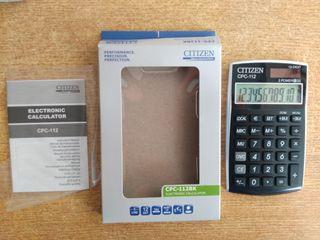 Calculadora CITIZEN nueva