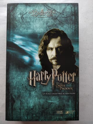 Sirius Black Harry Potter 1/6 hot toys