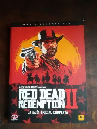 guía oficial del Red dead redemption 2