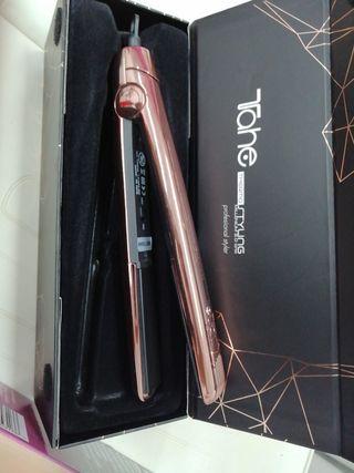 plancha tahe thermostyling rosa metalizado