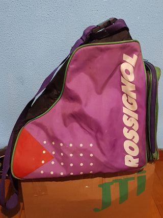 bolsa para botas de esqui