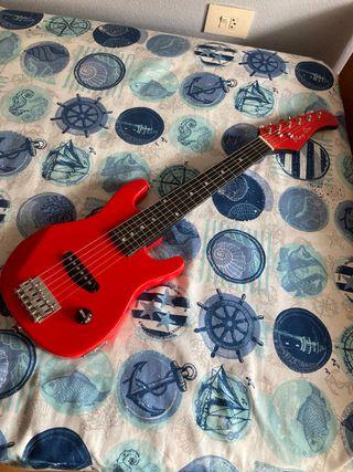 Guitarra eléctrica Mini