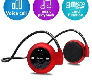 AURICULAR MINI BLUETOOTH MICRO SD 503