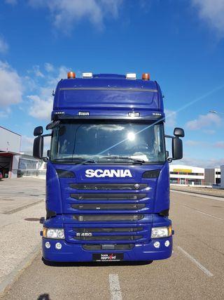 scania 450 2016