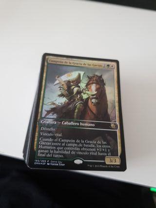 Lote cartas magic raras