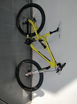 """bicicleta MSC Zion 26"""""""
