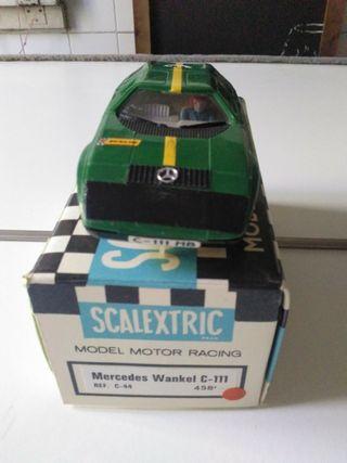 coche de Scalestrik
