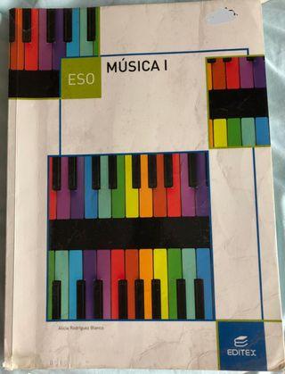 MÚSICA I Editorial Editex 9788490785966