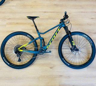Bicicleta Montaña Scott Spark 950 aluminio