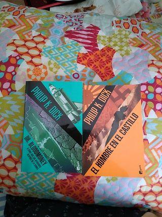 2 libros de Philip K.Dick