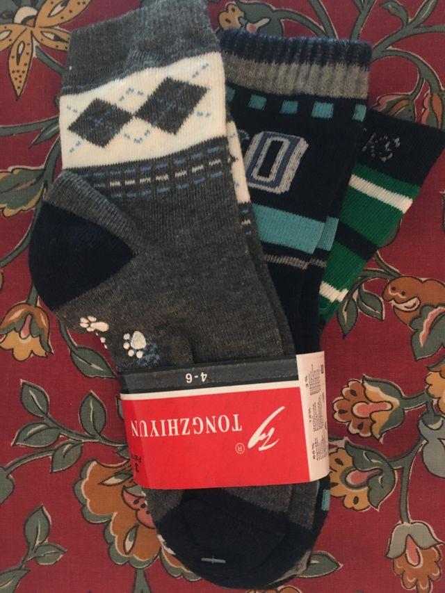 Peto y calcetines