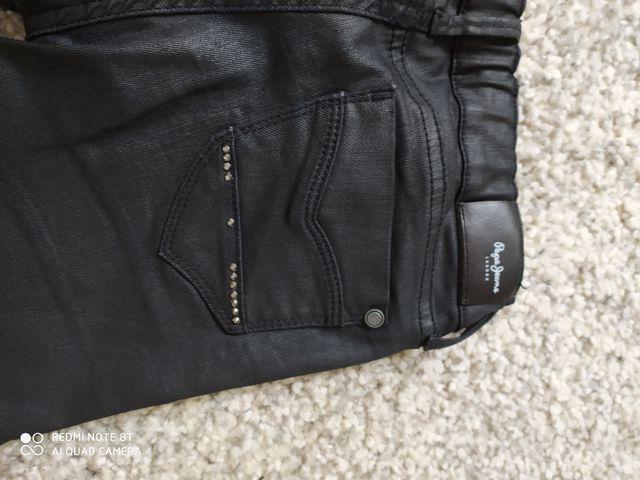 Pepe Jeans Pantalon encerado niña