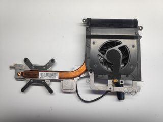 Disipador+ Ventilador HP dv9000 AMD