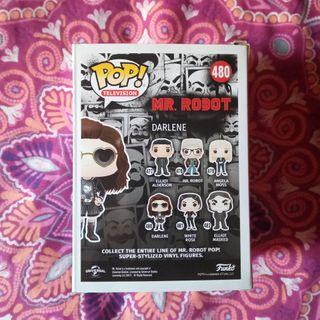 nuevo Funko Pop Darlene Mr. Robot