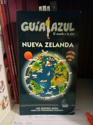 Guia Azul Nueva Zelanda