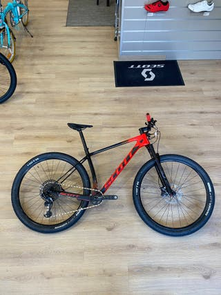 Bicicleta Scott Scale Rc900 Team Carbono