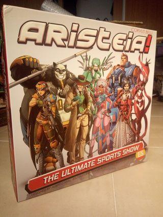 Aristeia + Human Fate